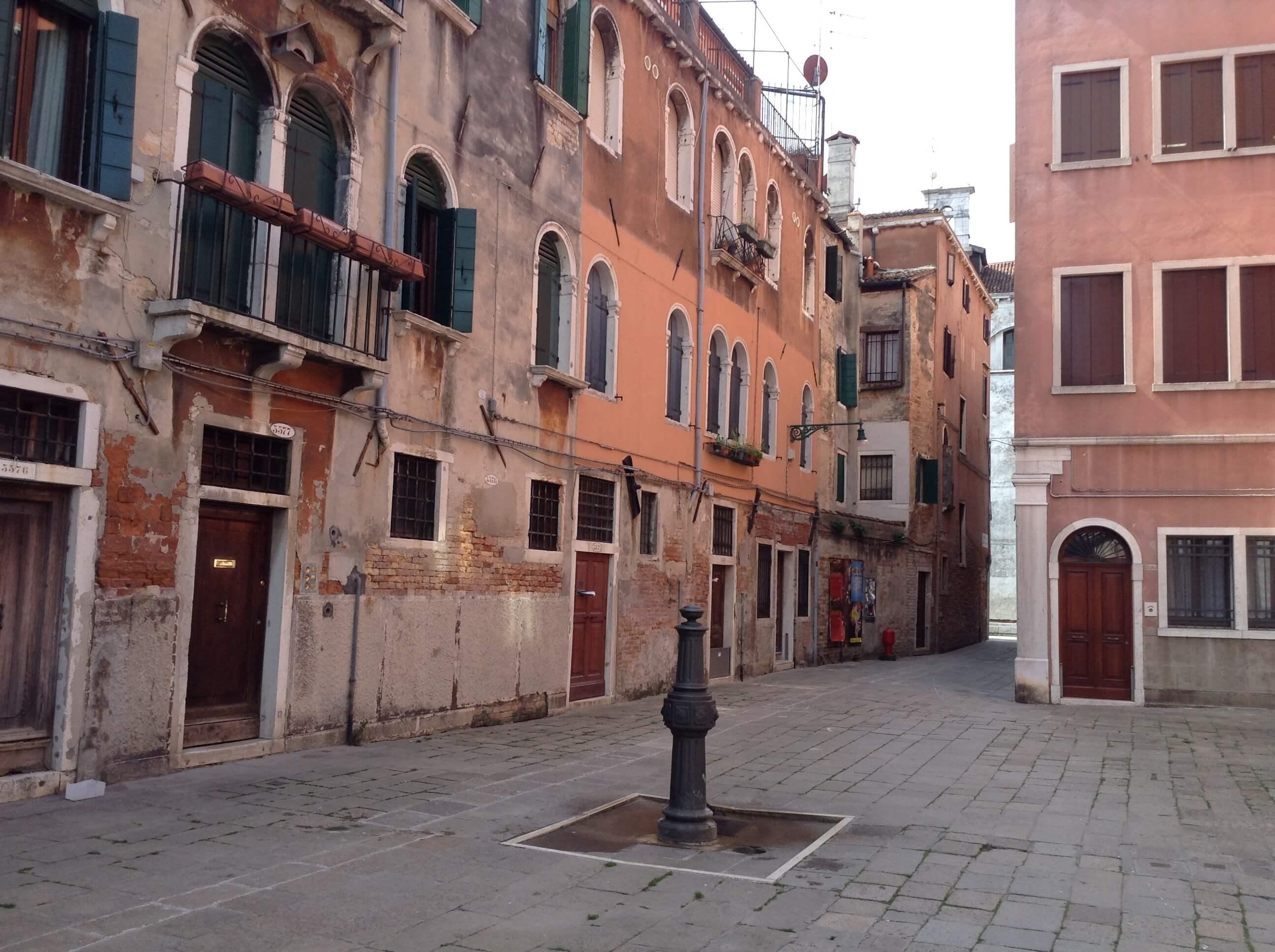 Venezia ghetto Nuovo
